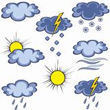 Graffito weather icon
