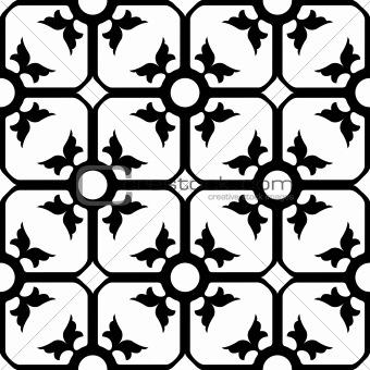 forged iron pattern