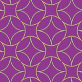 geometric abstract seamless pattern extended