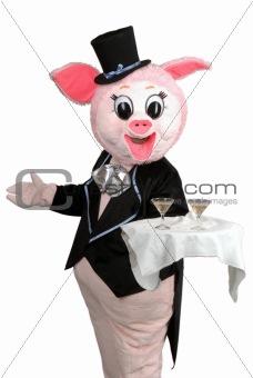 costume pig