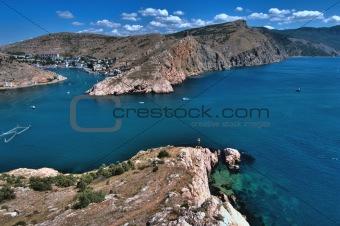 Crimean landscape - Balaklava