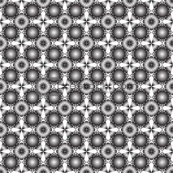 gray seamless flowers texture