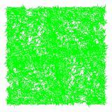 green spins