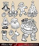 Christmas Stuff - Various Design Elements - Set 1