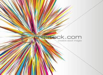 Abstract Background for Business Stylish Flyers