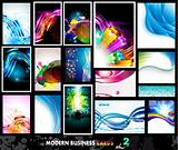 Modern Business Card Collection - Set 2