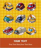 truck card