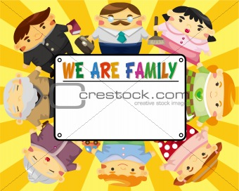 family card