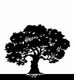 Tree. Vector