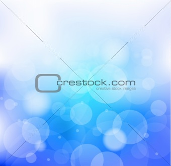 Abstract Business Card Background
