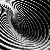 Whirl spiral movement. Abstract background.