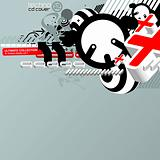 Techno CD cover 2