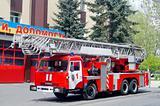 Russian firetruck