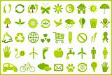 Recycle Icon Set