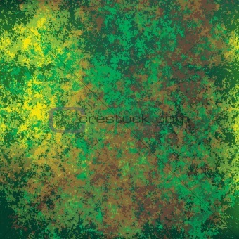 abstract grunge green texture