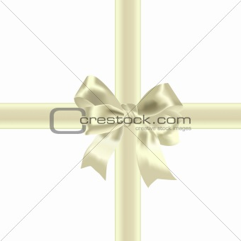 Celebratory bow