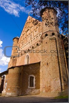 Fortified-church