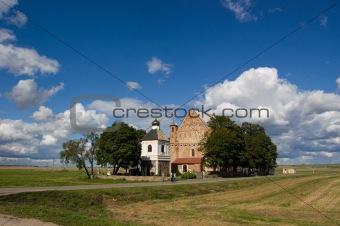 Church-fortress