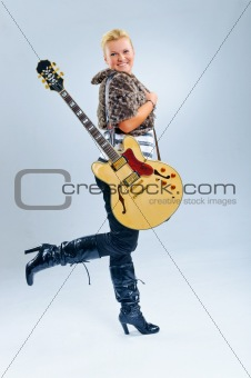Guitar Girl