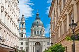 St. Stephen Basilica, Budapest, Hungary