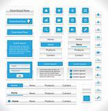 Web elements pack