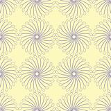 interesting blue seamless pattern