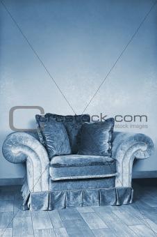 Beautiful big armchair
