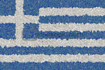greece mosaic