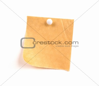 Rice note paper