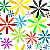 little flowers seamless pattern