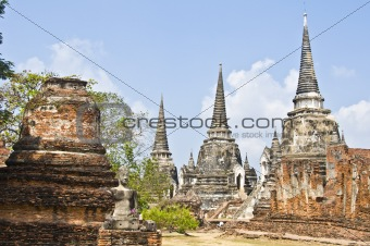 Wat Phra Si Sanphet