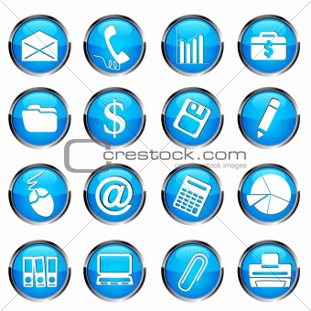 Business Web Icon