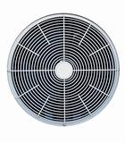 air conditioner fan isolated