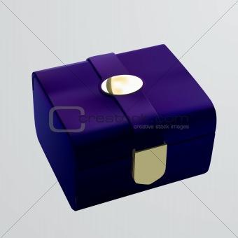 vector watch gift box