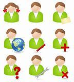 No-person icons