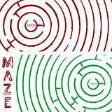 maze concept