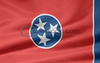 Flag of Tennessee - USA