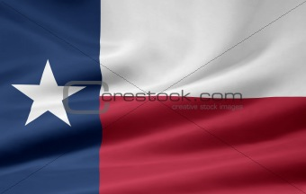 Flag of Texas - USA