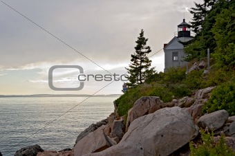 Bass Harbor Head Light House
