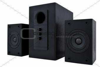 2.1 computer speakers