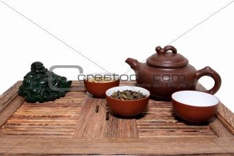 Green Tea Ceremony