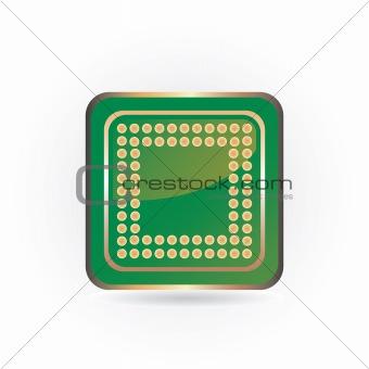 green chip
