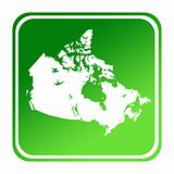 Canada green map button