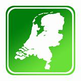 Netherlands green map button