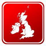 England map button