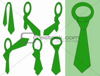 Tie and knot