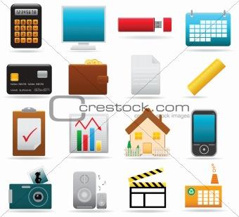 Set of web application