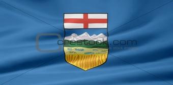 Flag of Alberta, Canada