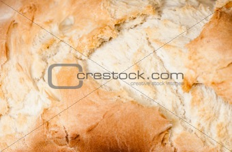 Bread surface