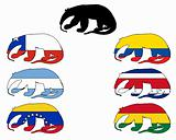 Anteater flags